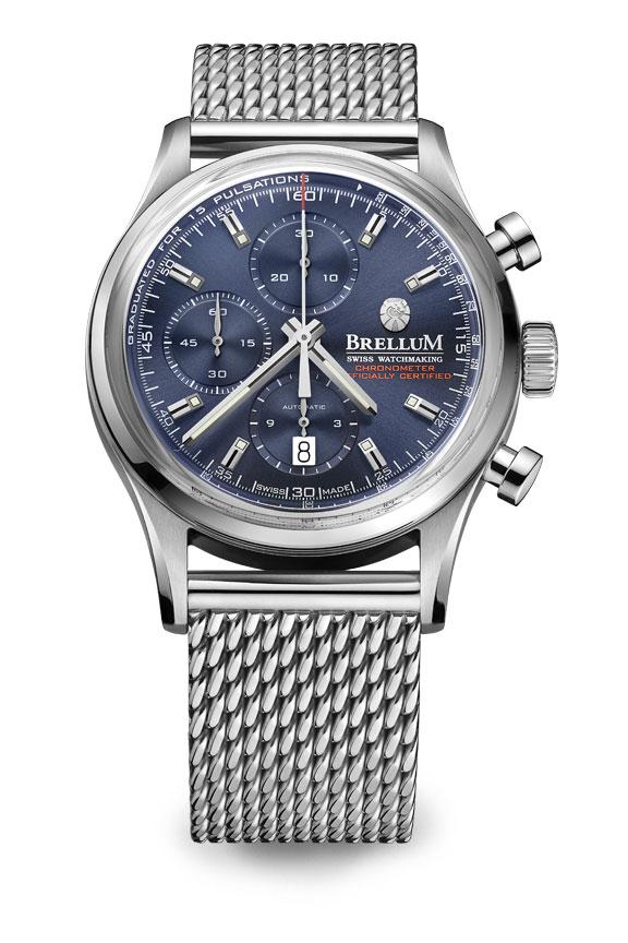 Brellum Swiss Watch DB.CH.112