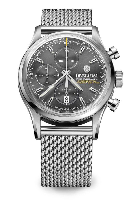 Brellum Swiss Watch DB.CH.122