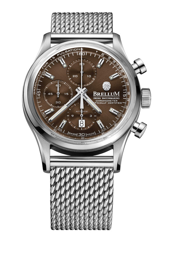 Brellum Swiss Watch DB.CH.141