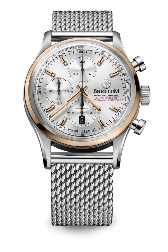 Brellum Swiss Watch DB.CH.502