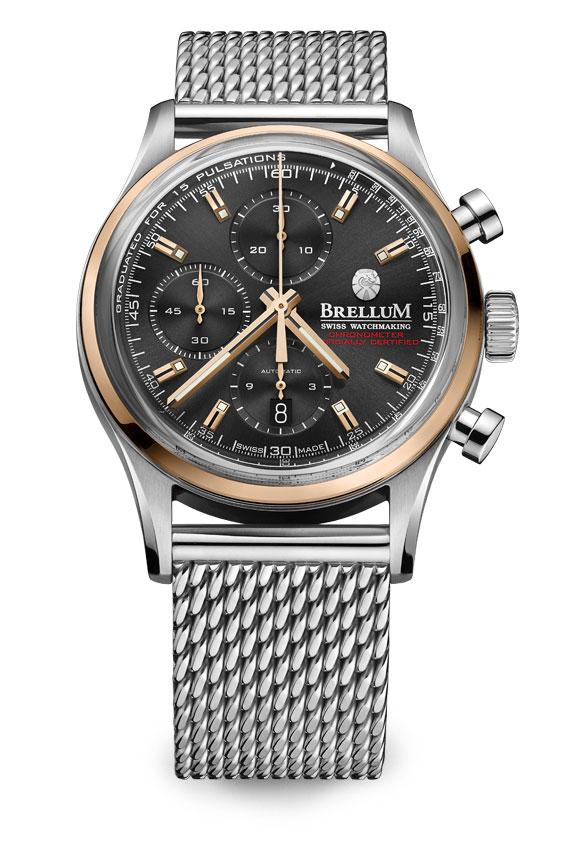 Brellum Swiss Watch DB.CH.531