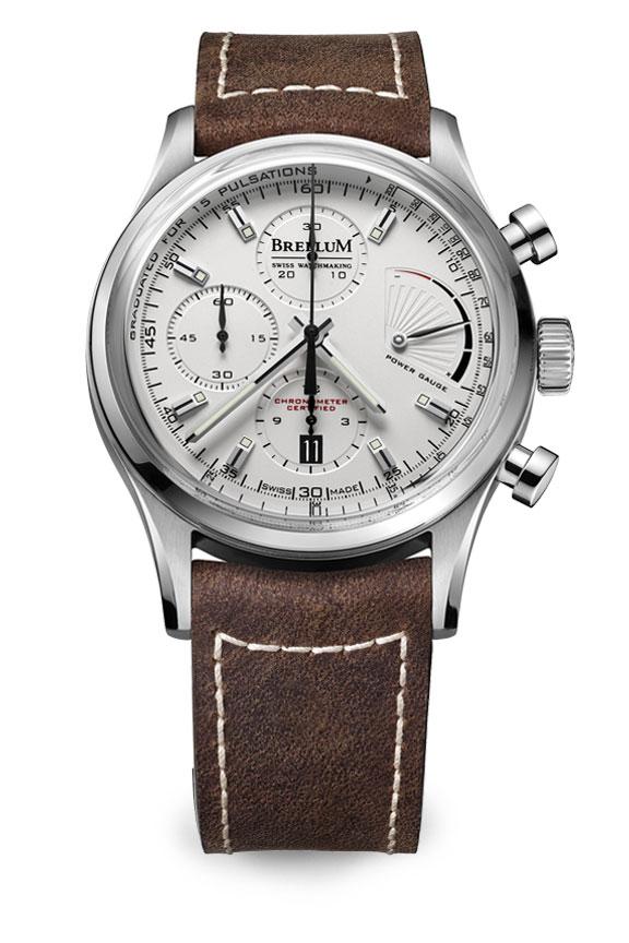 Brellum Swiss Watch DB.CH.900