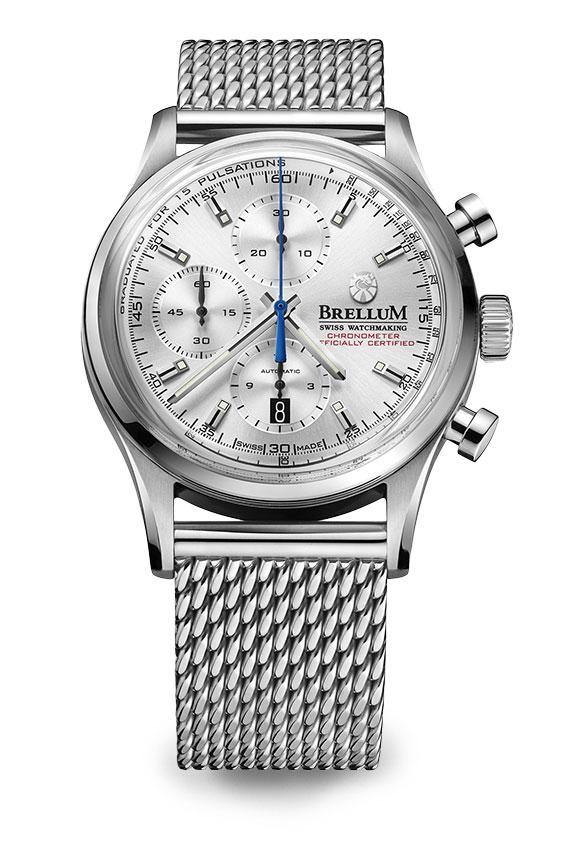 Brellum Swiss Watch DB.CH.102