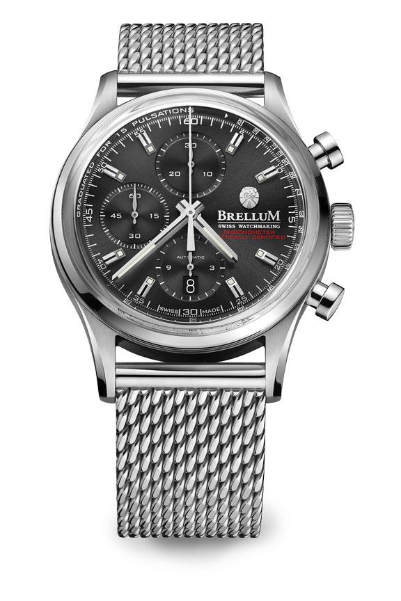 Brellum Swiss Watch DB.CH.132